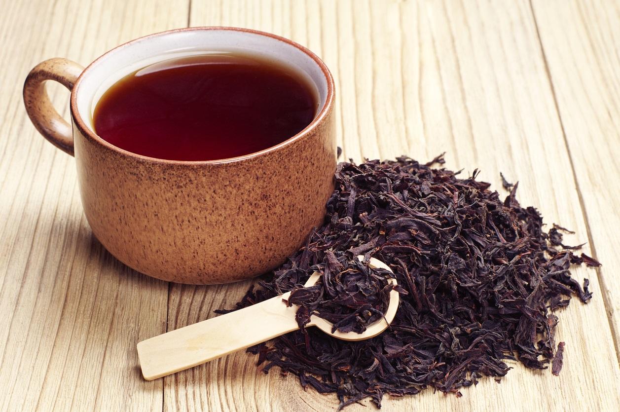 ¿Conoces las propiedades del té negro?