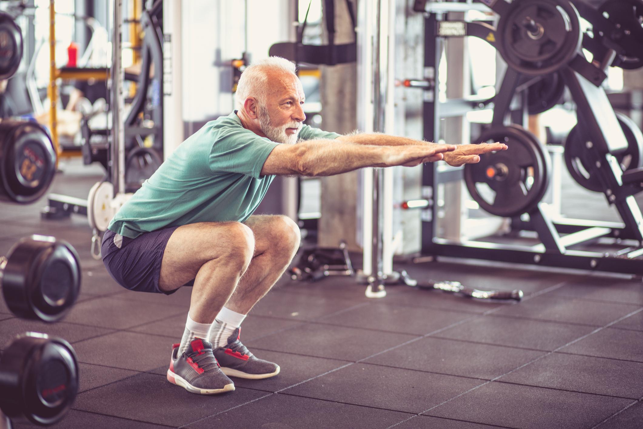 ¿Por qué las personas mayores deben realizar ejercicio físico?