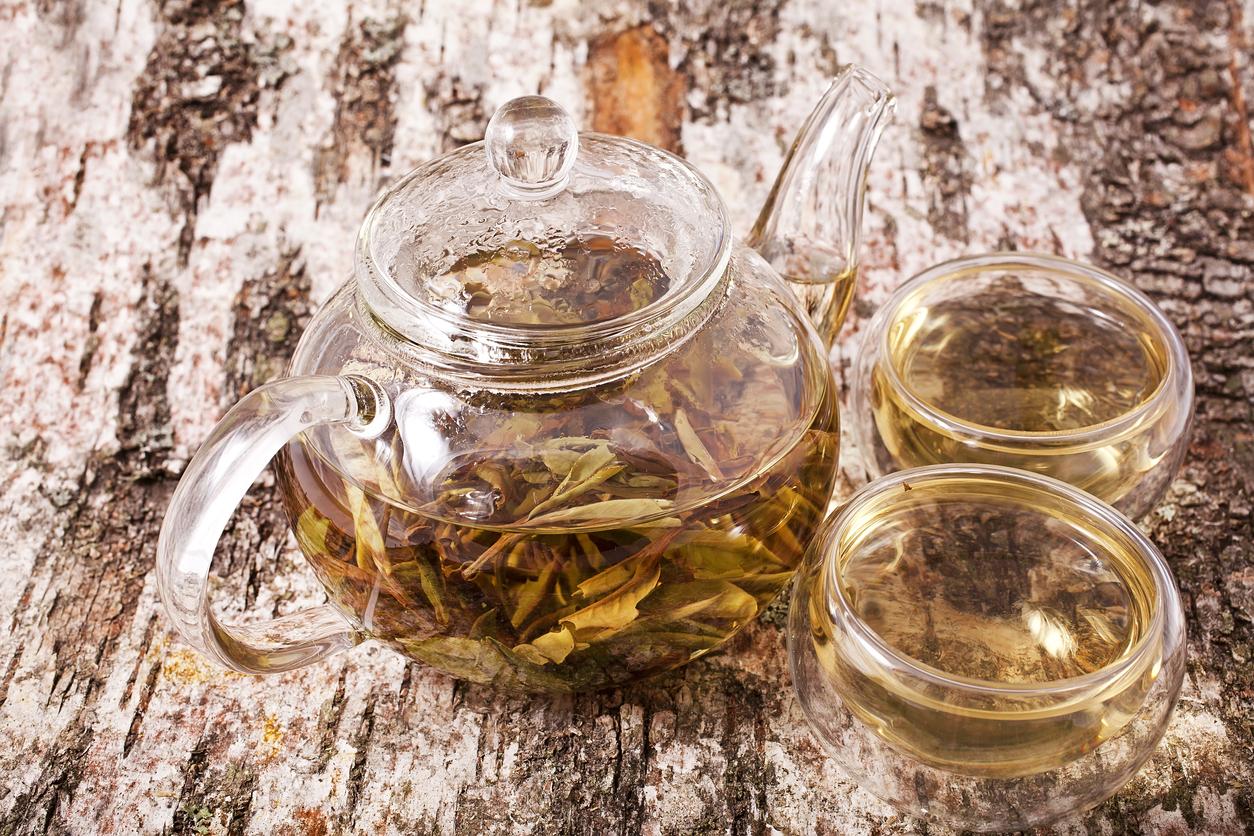5 formas de combinar el té blanco