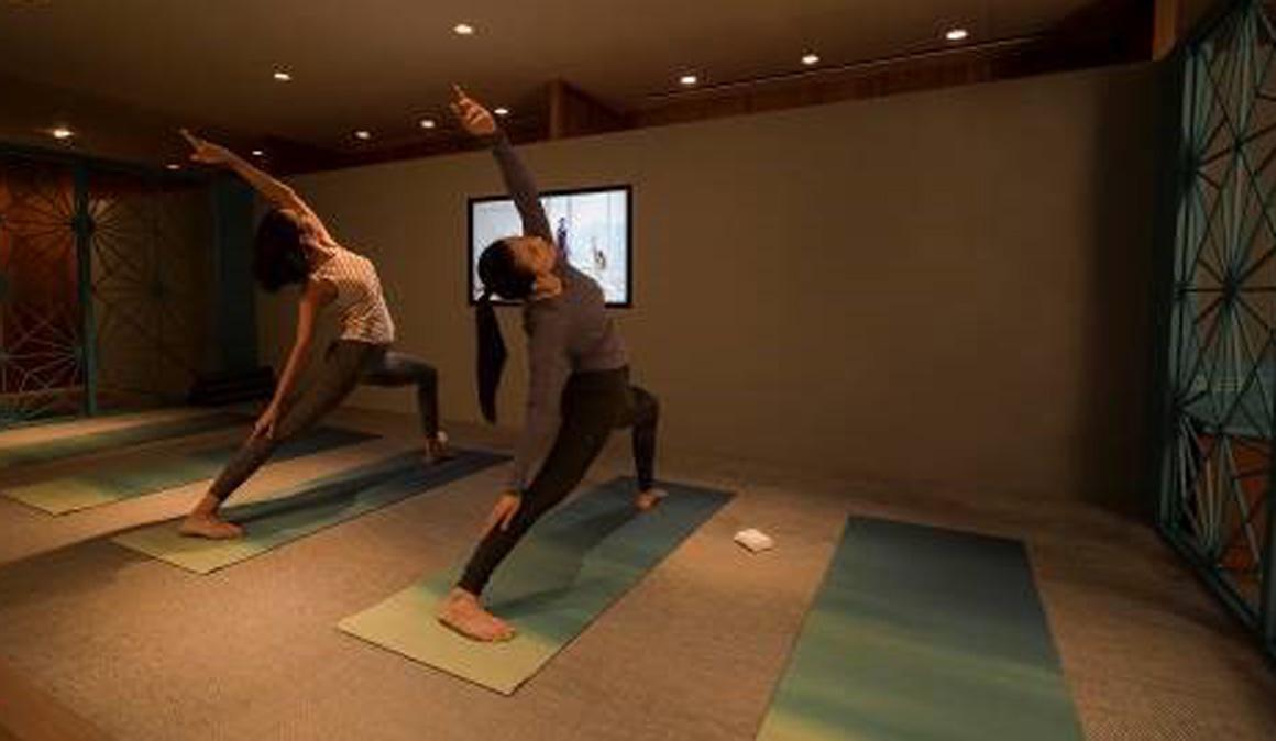 La aerolínea Cathay Pacific crea el The Sanctuary by Pure Yoga en el aeropuerto de Hong Kong