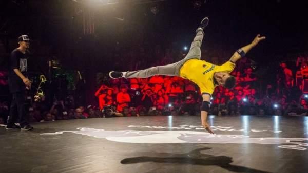 El breakdance deporte olímpico...¡y tan a gusto que se han quedado!