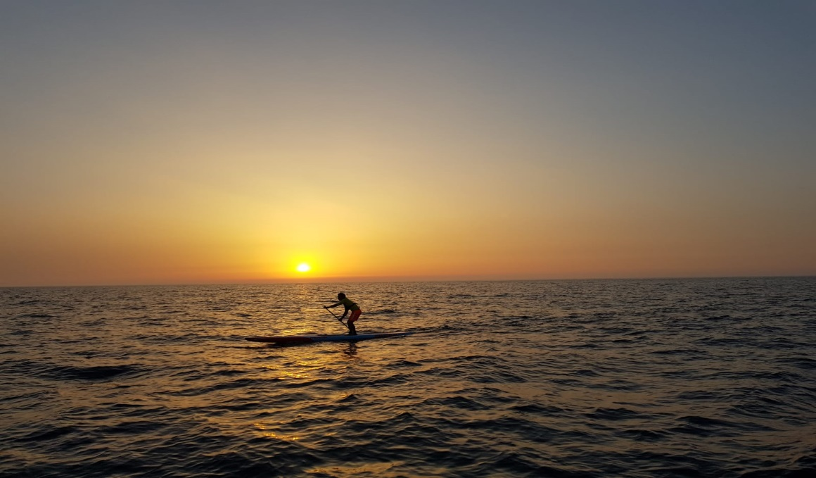 El desafío solidario del mar de Alborán