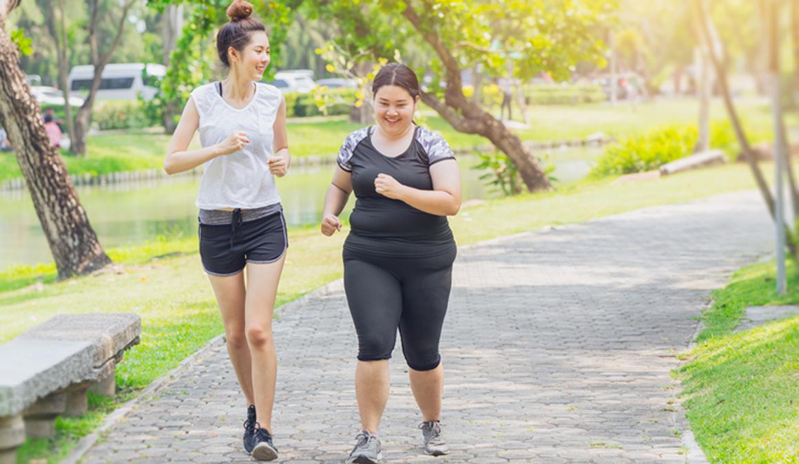 Las personas delgadas tienen ventaja genética a la hora de no engordar