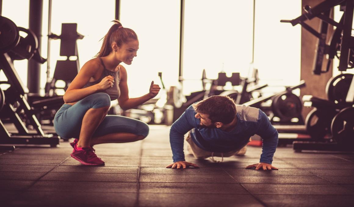 Pisa fuerte en la vida con el deporte