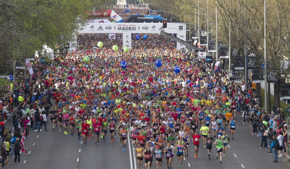 El 27 de abril tienes una cita con el Maratón de Madrid