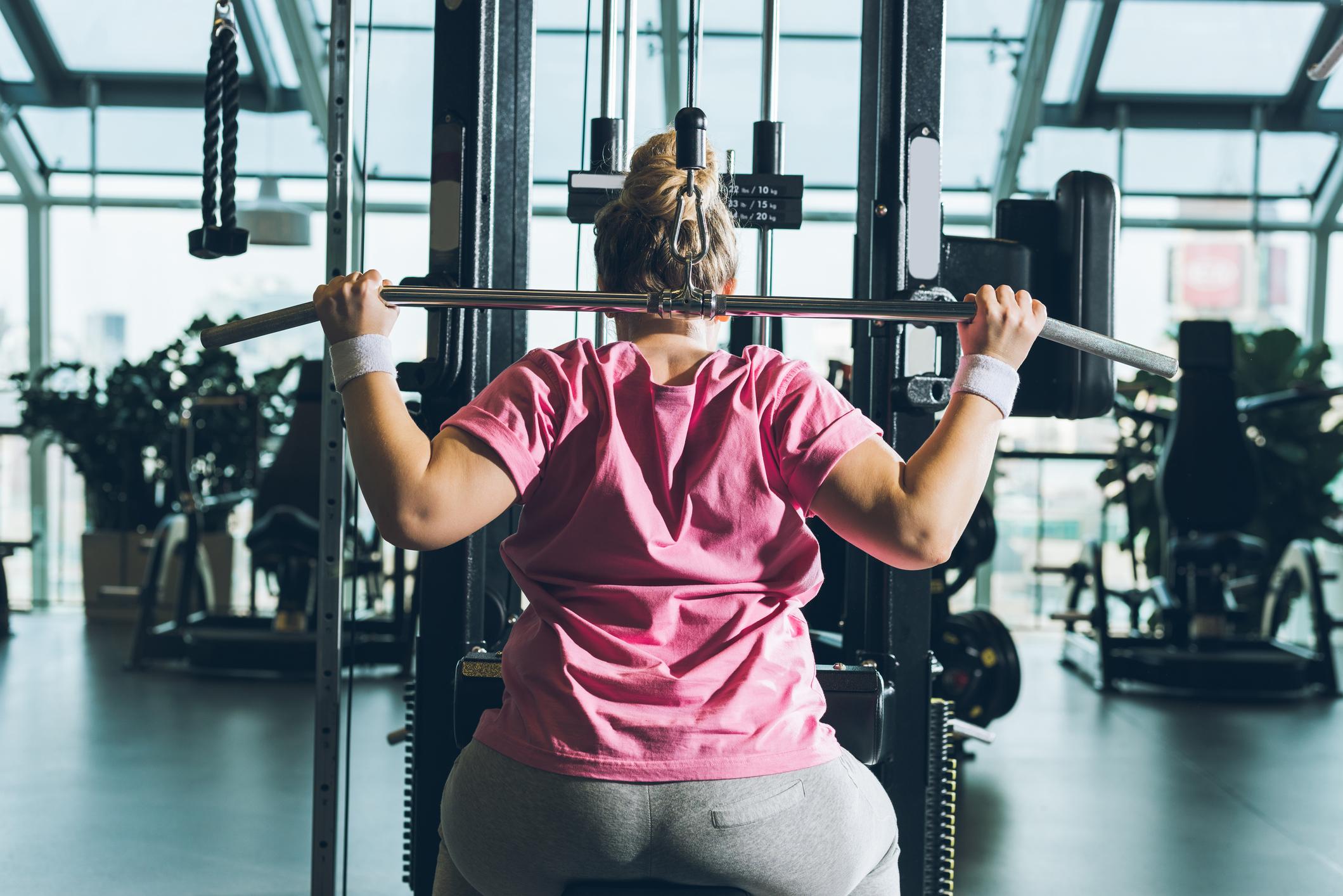 Ejercicios que no deberías realizar en el gimnasio