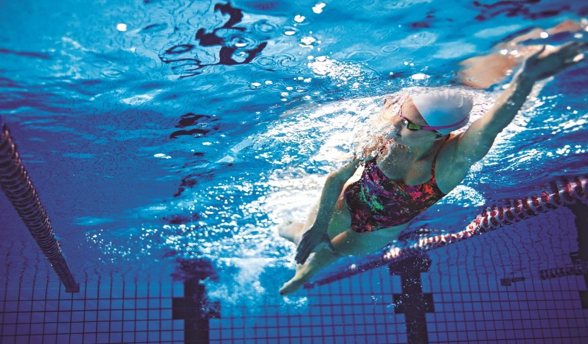 3 errores que te impiden nadar rápido