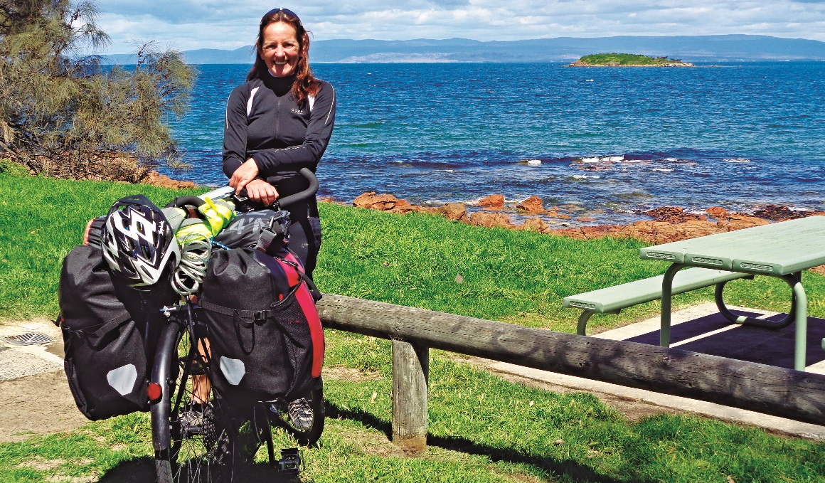 1.500 km en bici por Tasmania para sentirte libre