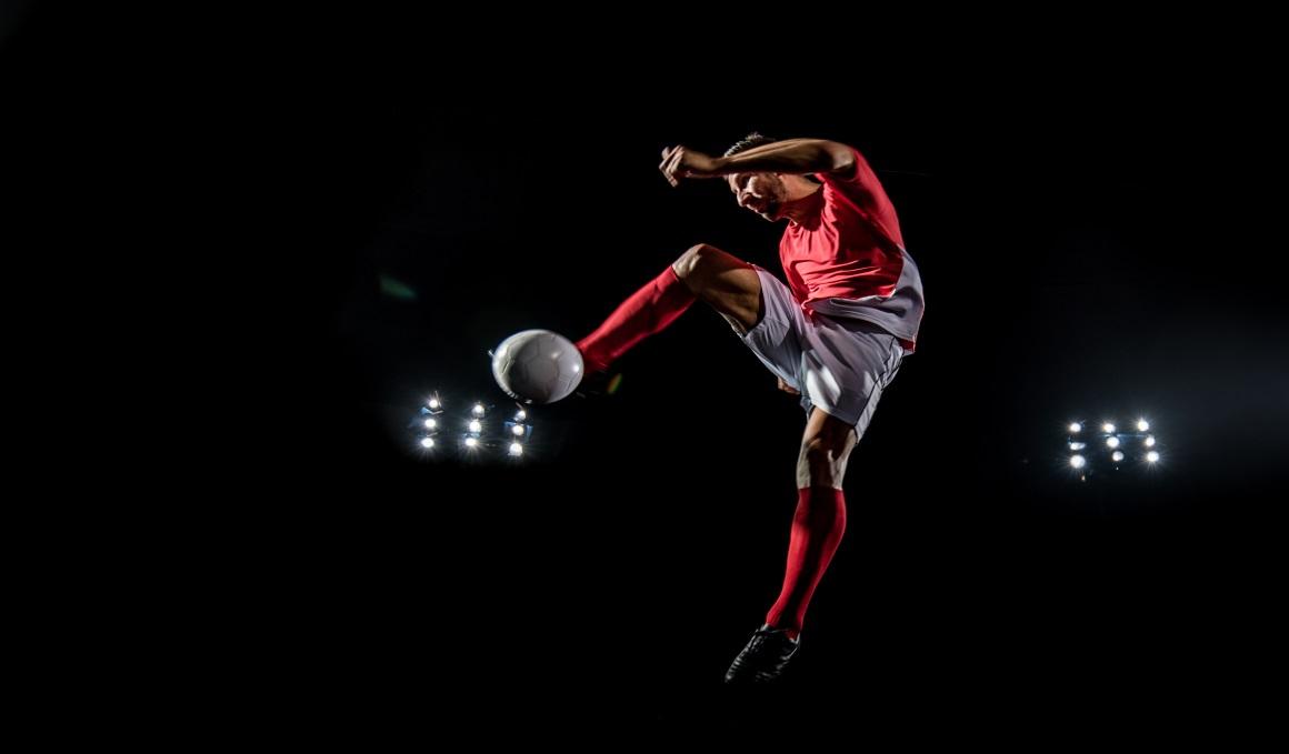 Futbolista, recupérate como un rayo