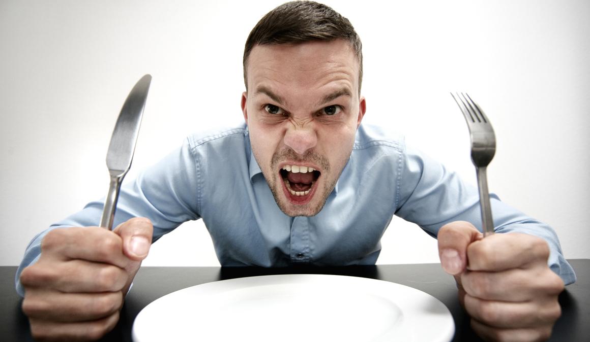 ¿Conoces la escala del hambre? Describe tu hambre del 1 al 10