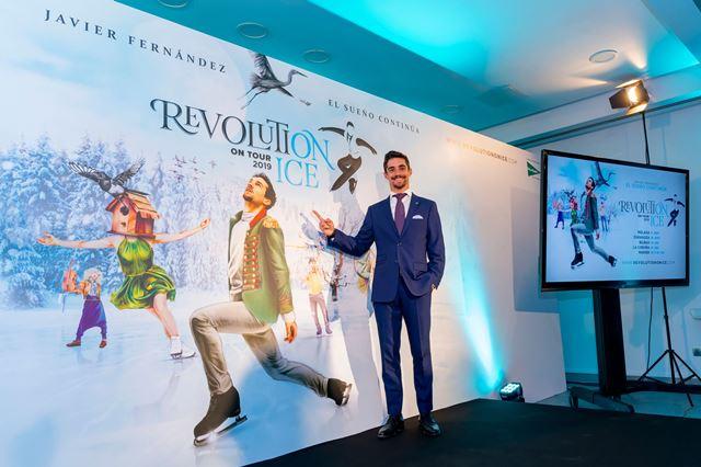La revolución en el hielo de Javier Fernández continua