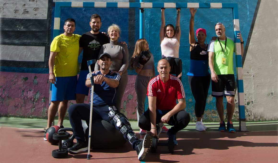 El deporte te cambia la vida, incluso en la cárcel