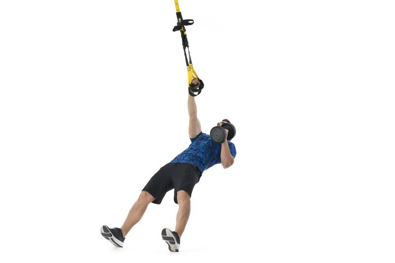 4 ejercicios imprescindibles con TRX