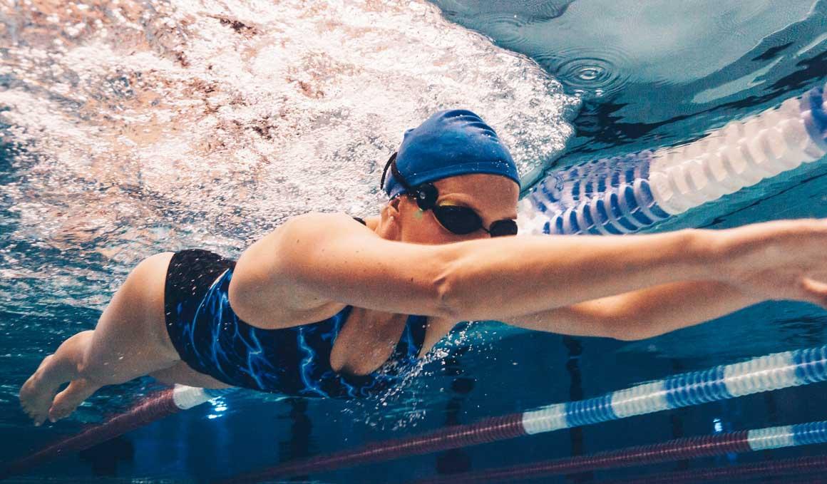 Tus pulsaciones con precisión, hasta nadando