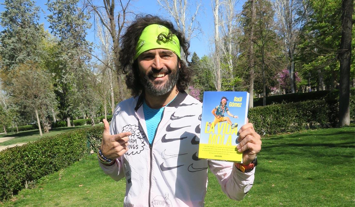Maraton Man nos presenta su libro