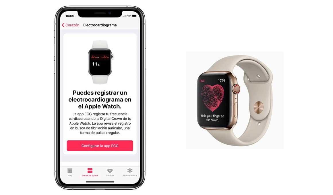 Ya te puedes hacer un electro con tu Apple Watch