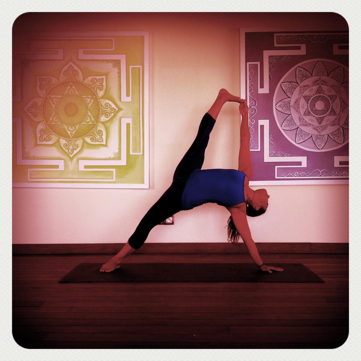 Una nueva oportunidad para profundizar en Anusara Yoga