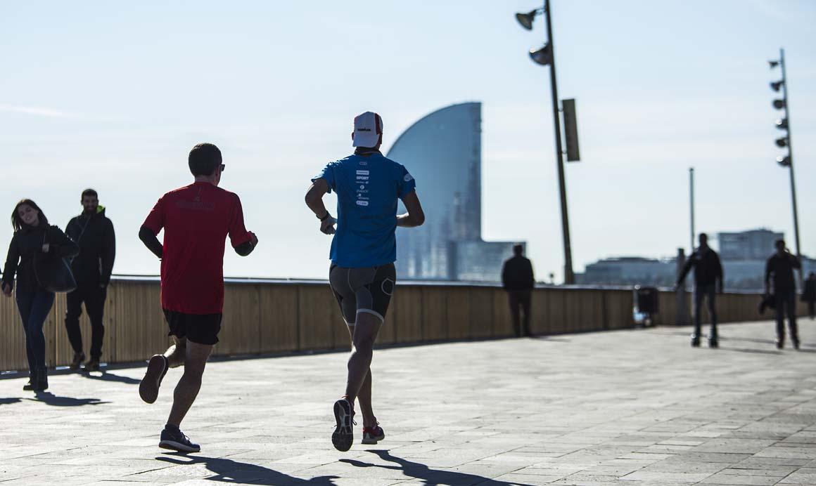Hacer deporte en entornos urbanos: estudio sobre la calidad del aire