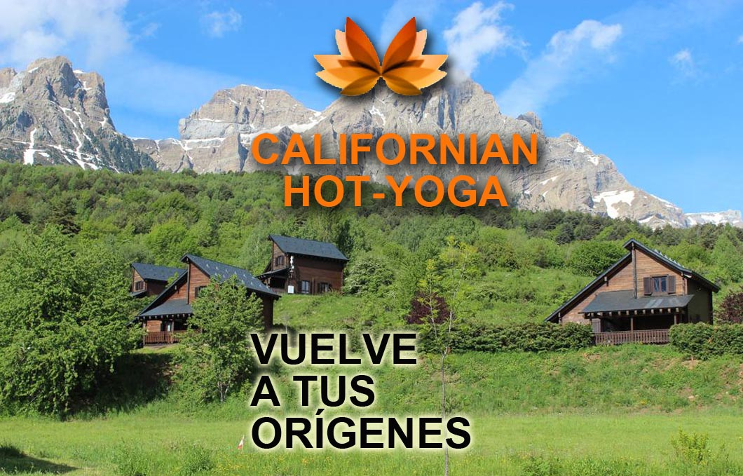 Retiro de Yoga Californian Hot Yoga en Pirineos