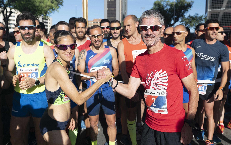¿Norte o Sur? ¿Qué zona de Madrid corre más rápido?