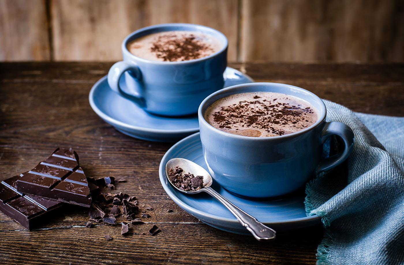 Chocolate caliente para recuperarte del entrenamiento