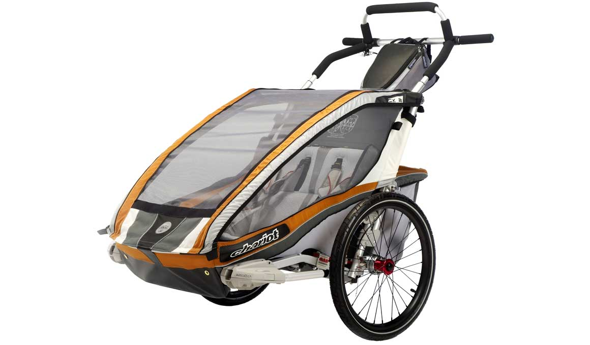 ¡Sorteamos un carrito para correr Chariot CX™ 2!