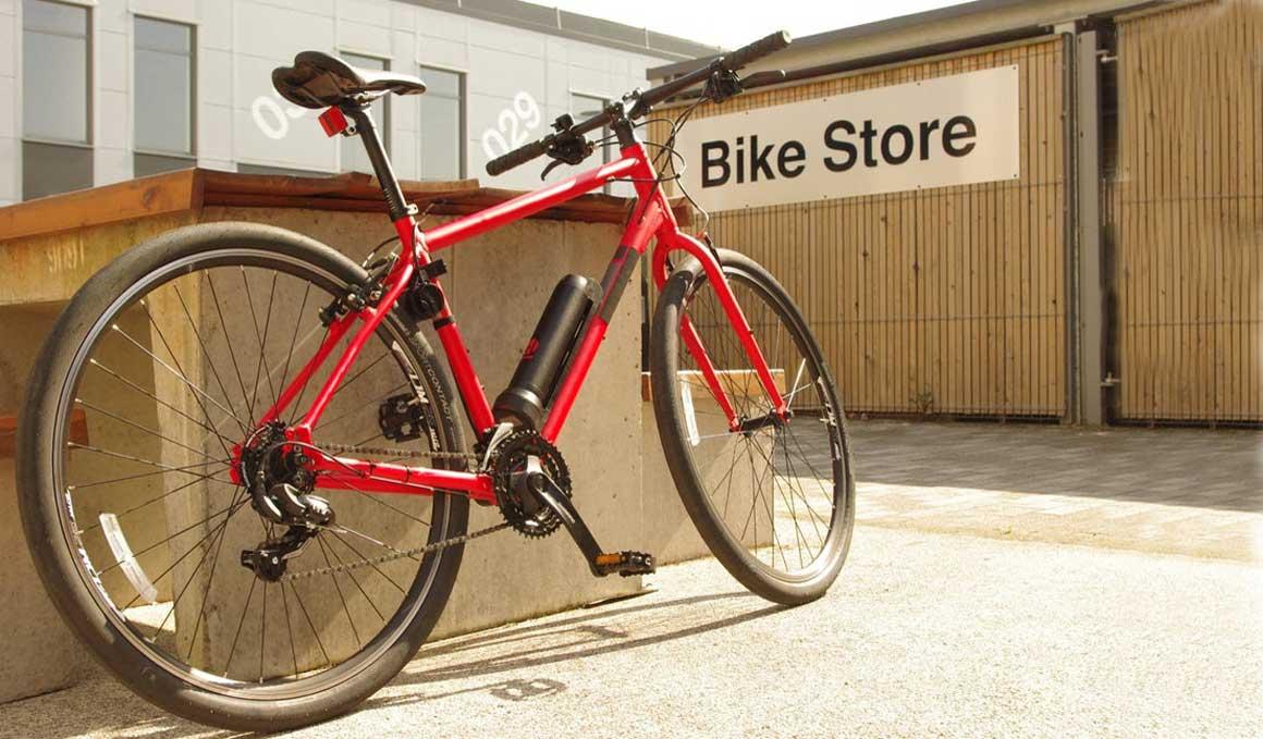 Electrifica tu bici en 10 minutos