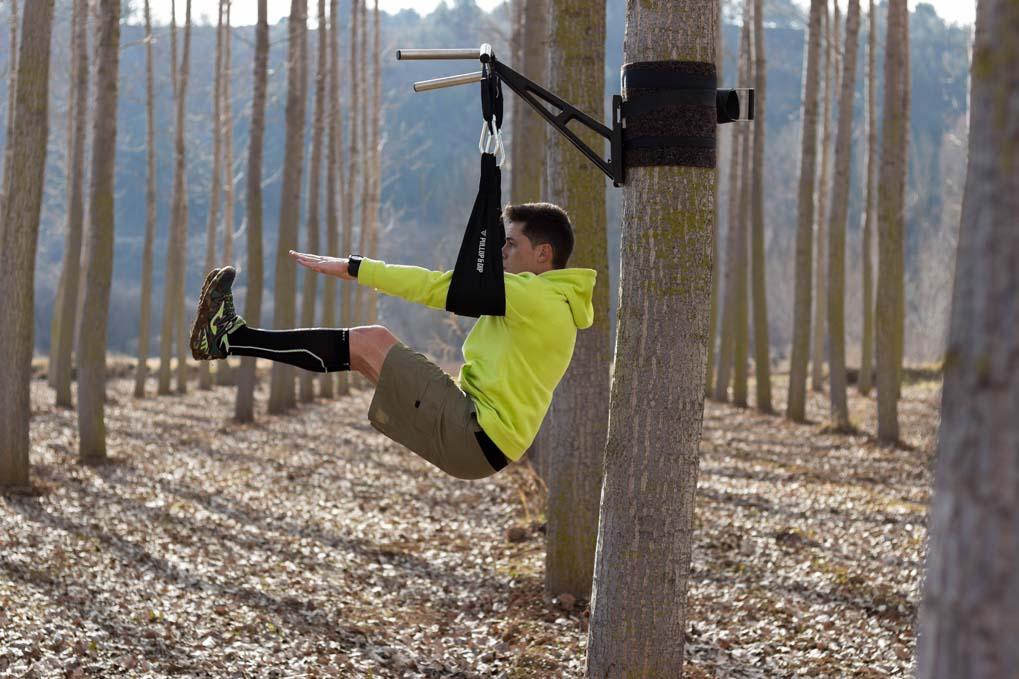 """¡Fitness en cualquier parte! Con este aparato """"airearás"""" tu entrenamiento"""