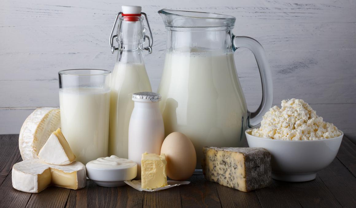 Para un envejecimiento saludable, ¡toma lácteos!