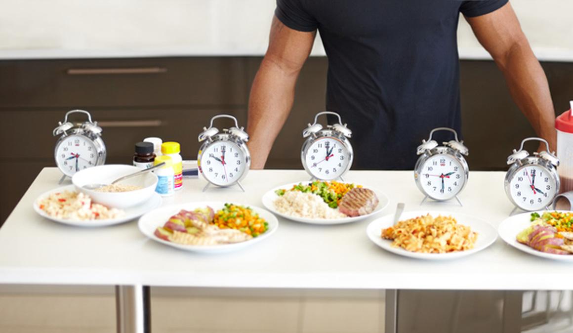 Sleep Low, las ventajas de la dieta baja en hidratos, comiendo hidratos