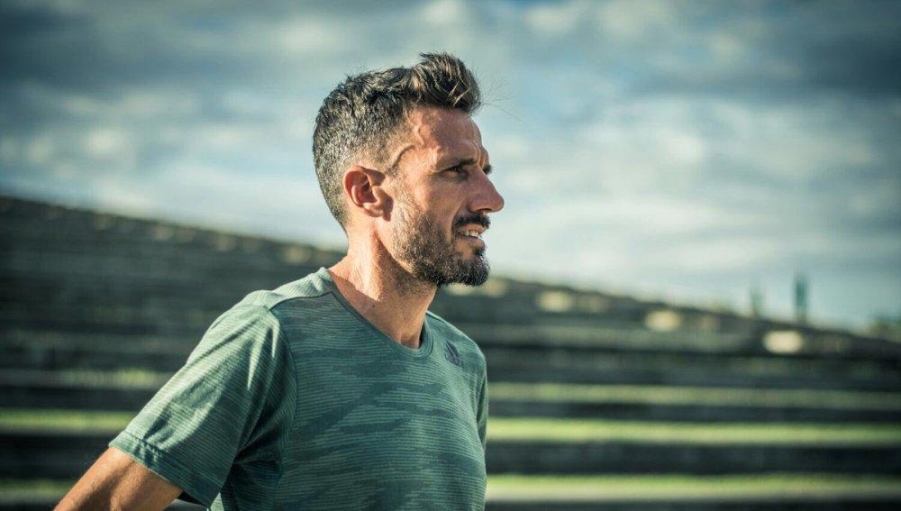 Chema Martínez saldrá el último en el Maratón de Madrid