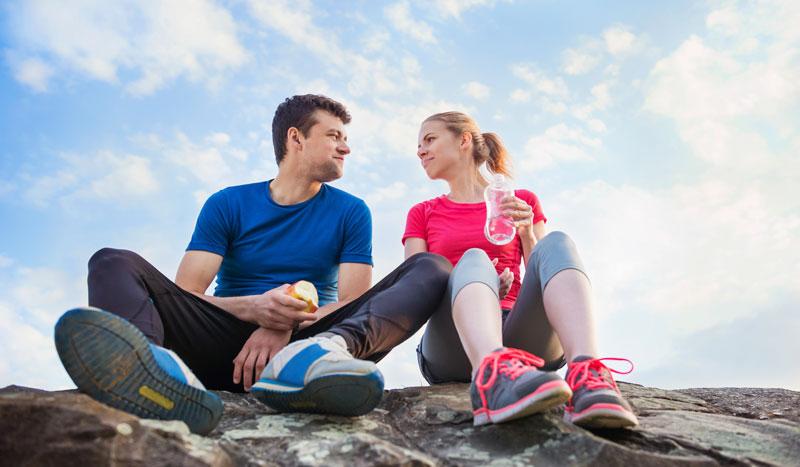 La alimentación del corredor antes, durante y después del entrenamiento y competición