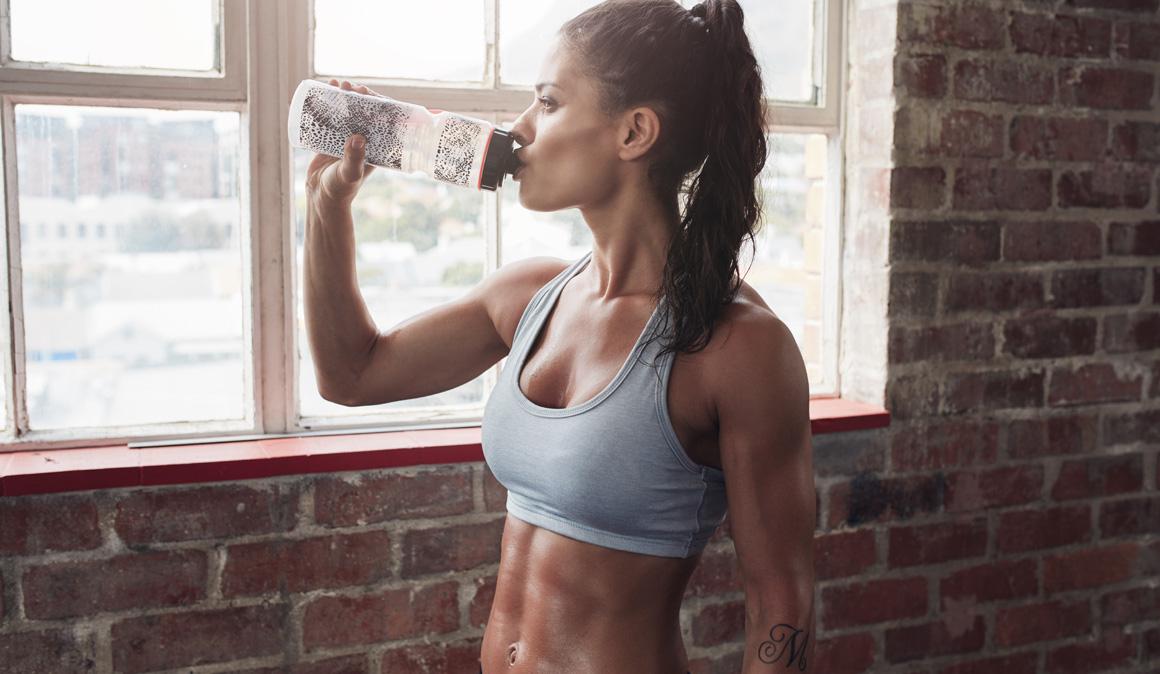Claves de hidratación para correr mejor