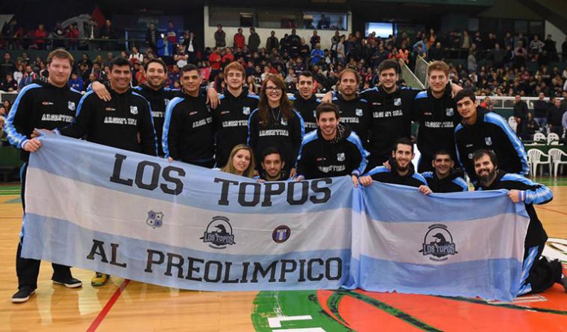 Por 55.000 € la Selección Argentina de baloncesto de sordos podría quedarse sin Mundial