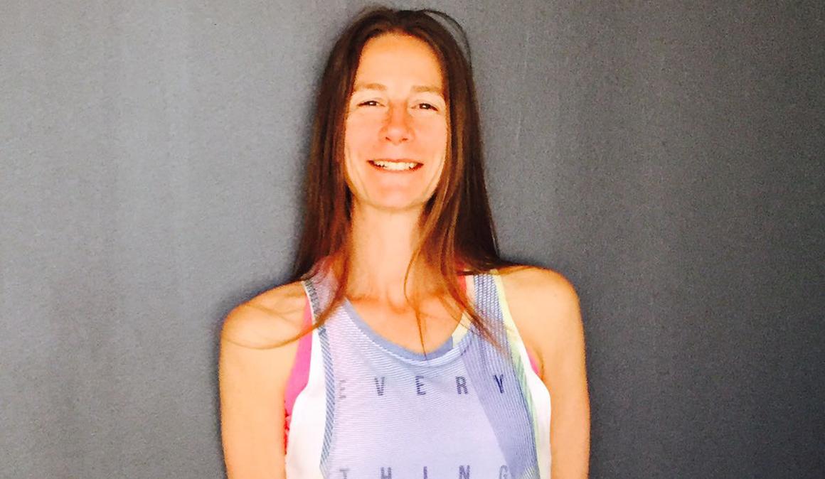 Entrevista a Sara Valderas, de atleta a profesora de yoga