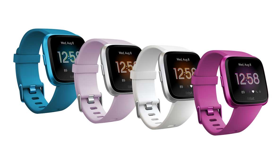 Fitbit presenta Versa Edición Lite