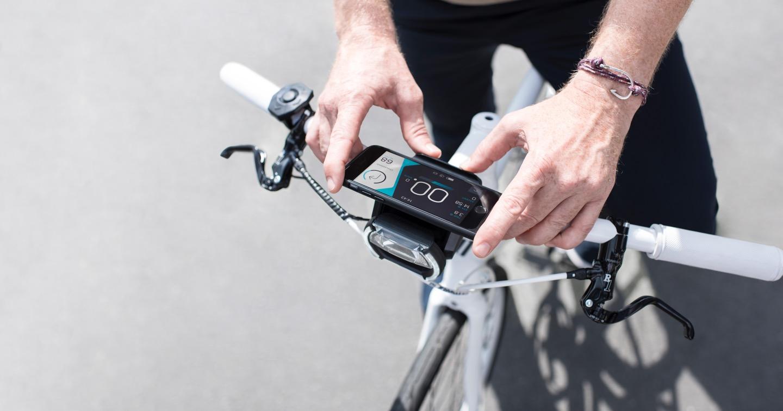 La conexión perfecta entre bici y smartphone