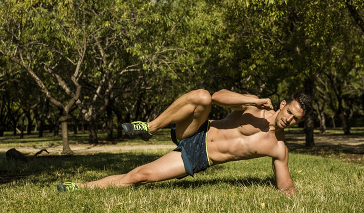Semana Santa fitness con 7 ejercicios portátiles