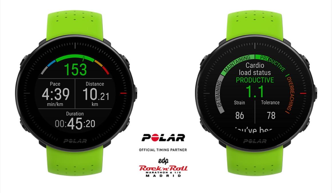 Acierta cuántos corredores adelantará Chema en el Maratón y llévate el Polar Vantage M Marathon Edition