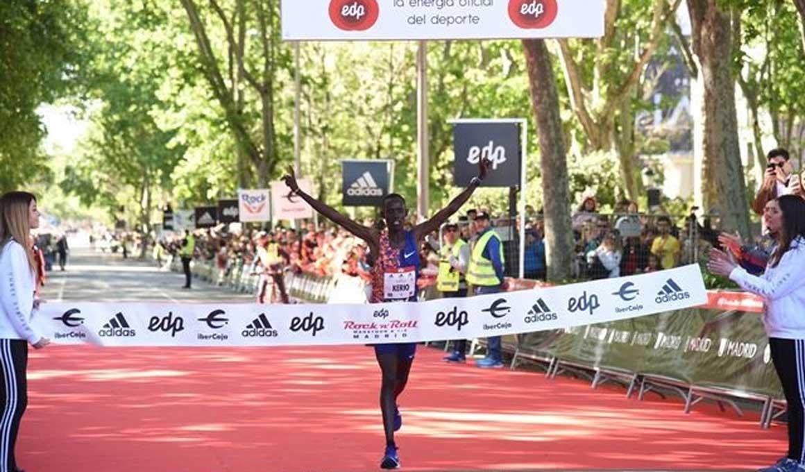 El mejor maratón de Madrid