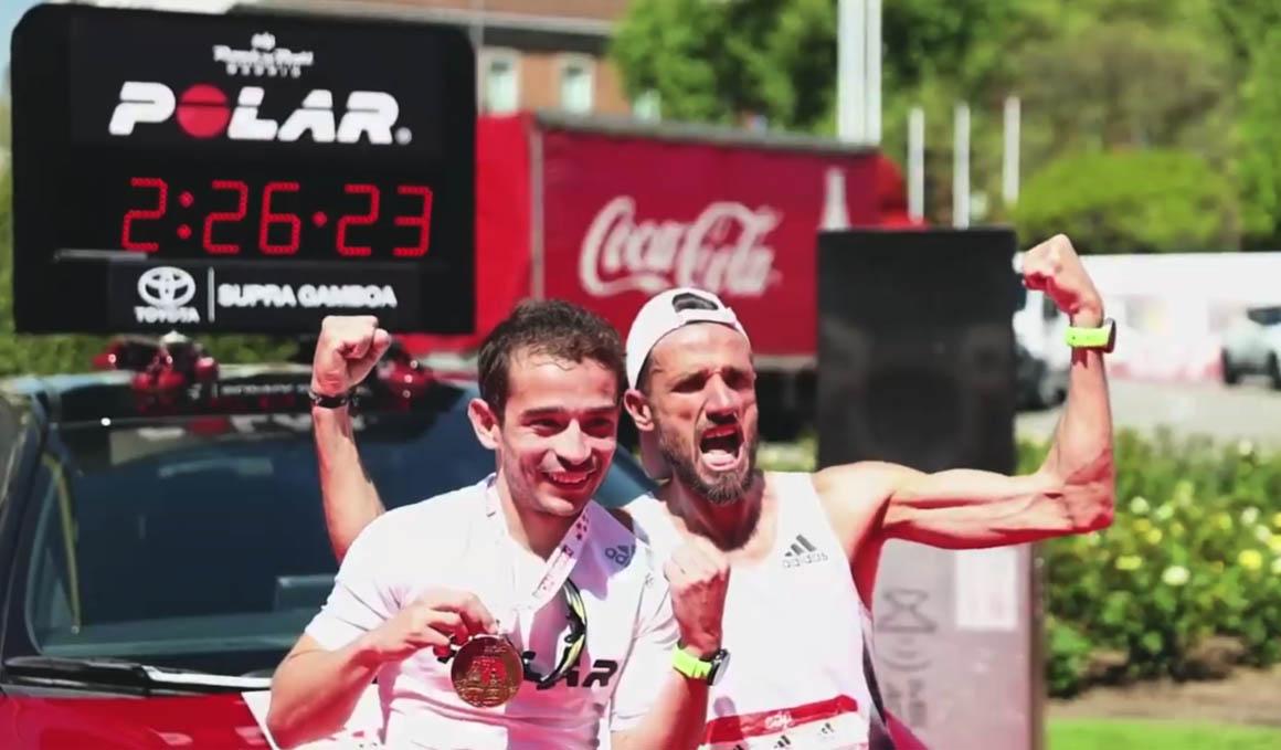 Chema adelanta a 7.063 corredores para Egoísmo Positivo