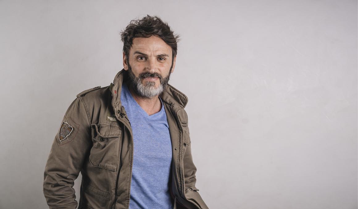 """Fernando Tejero: """"El deporte me ha cambiado muchísimo la vida"""""""