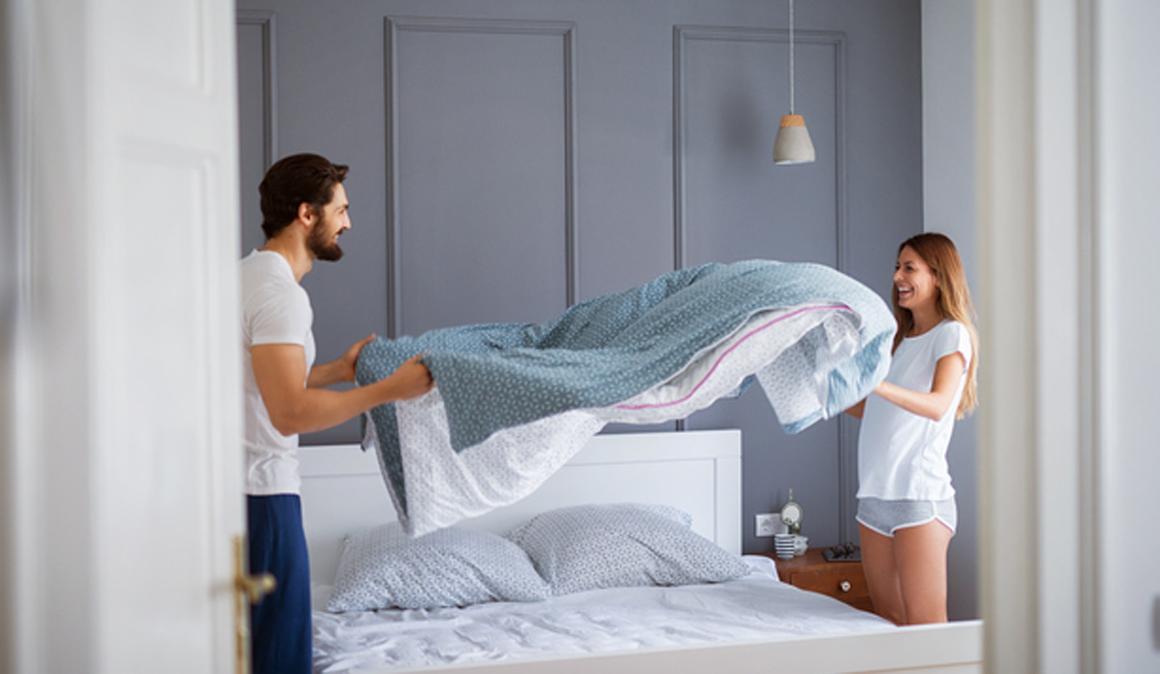 Pequeños cambios en tu dormitorio que te ayudarán a descansar mejor