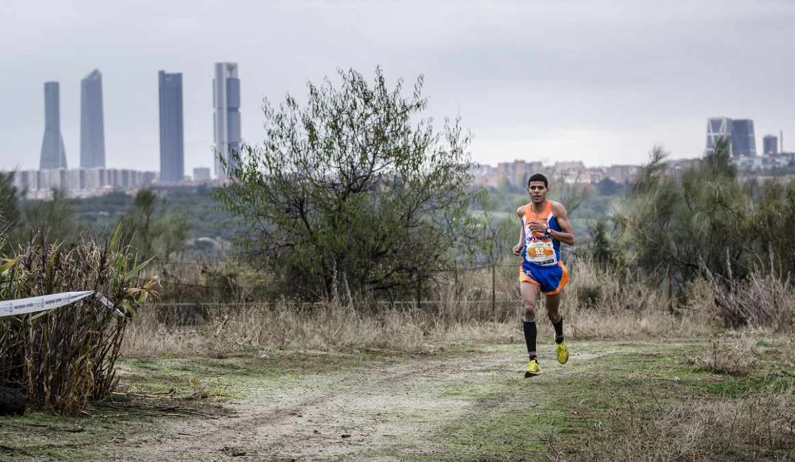 Un carrera de trail running sin salir de Madrid