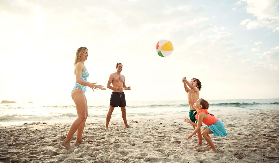 Las claves para organizar una vacaciones deportivas con tus hijos