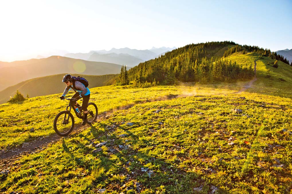 Entrenamiento HIIT con tu mountain bike, alta intensidada a pedales