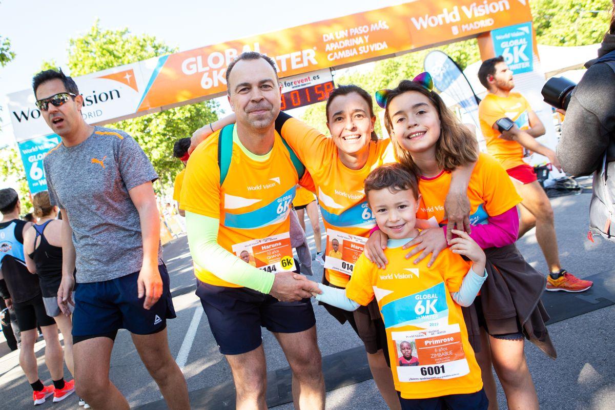 Los 6 km que cambian vidas