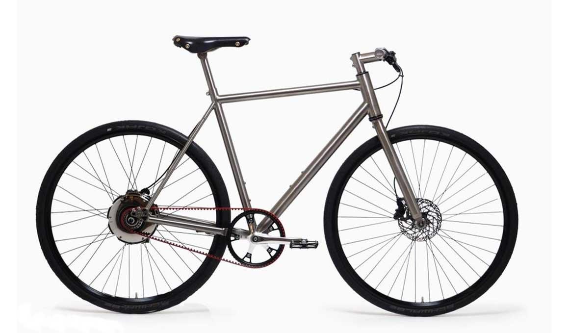 La bici eléctrica que no tienes que cargar nunca