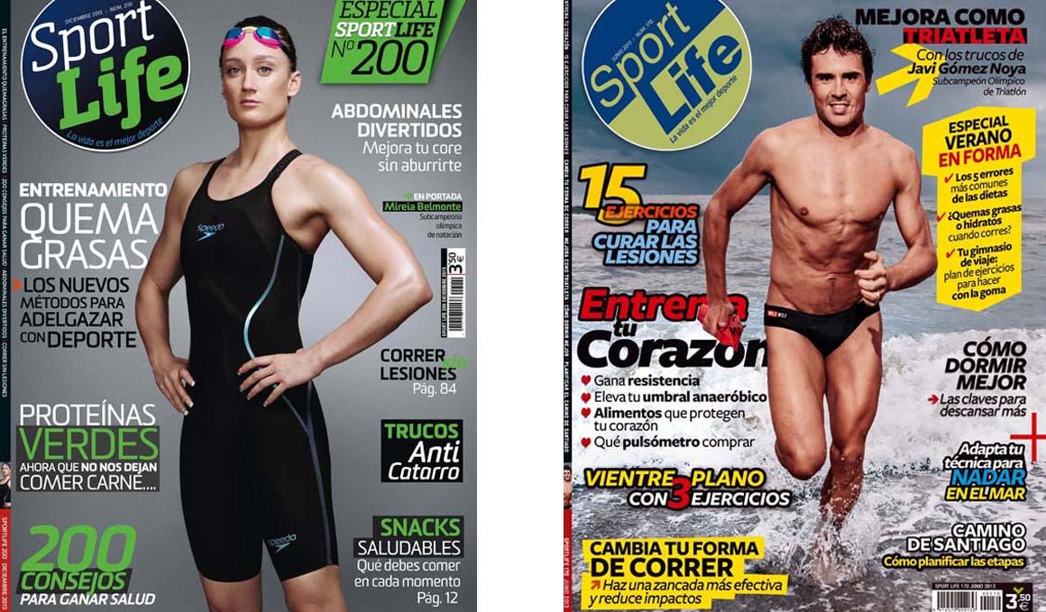 20 años Sport Life, 20 personas Sport Life
