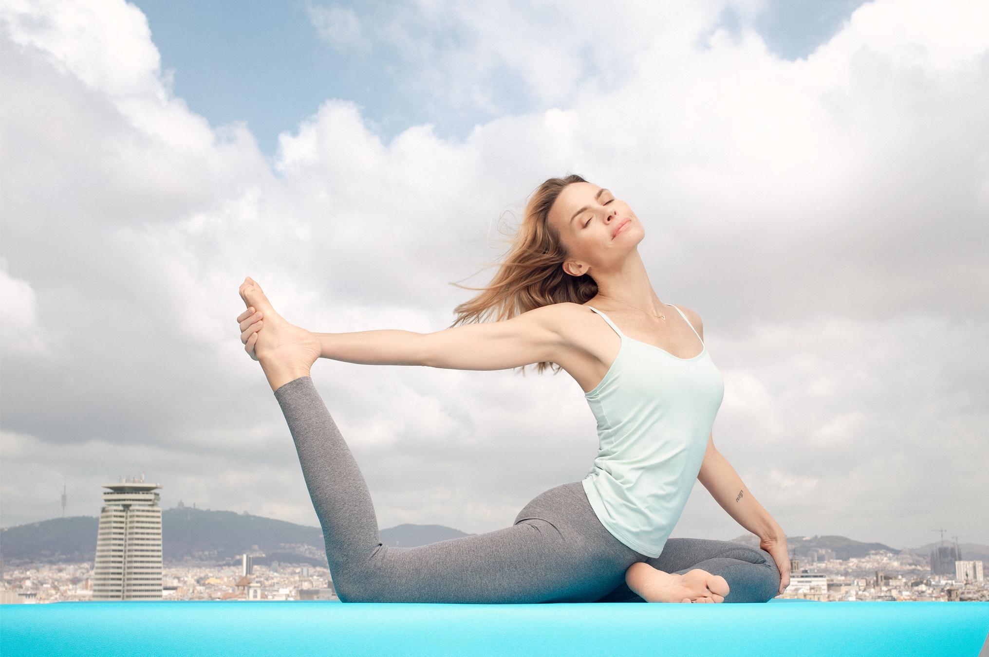 Verónica Blume anuncia la segunda edición de Yoga U en Barcelona